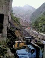 陝西礦區突山體滑坡 埋66人