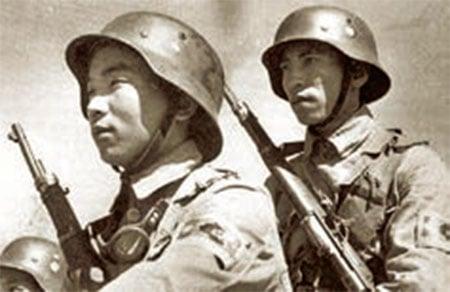 淞滬會戰--四行倉庫 八百壯士