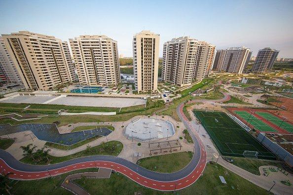 巴西里約奧運村。(Buda Mendes/Getty Images)