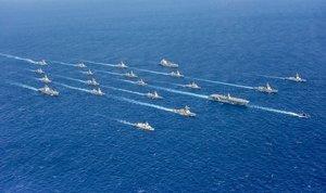 釣魚島局勢升溫 日配備大型巡邏艦應對