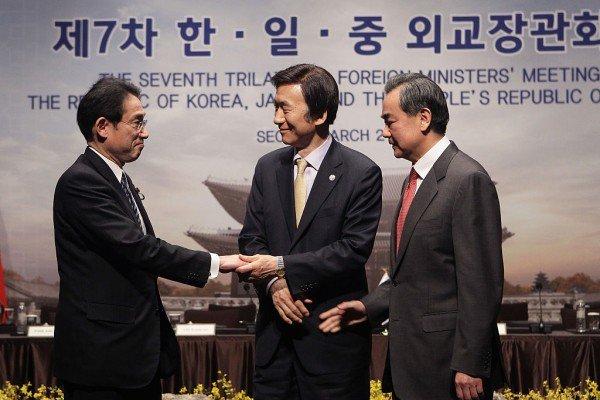 G20峰會前互動 中日韓關係微妙
