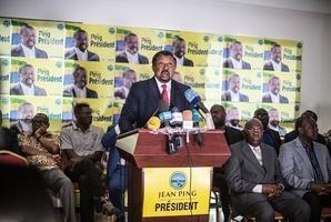 加蓬大選溫州商人之子落敗 示威者燒國會