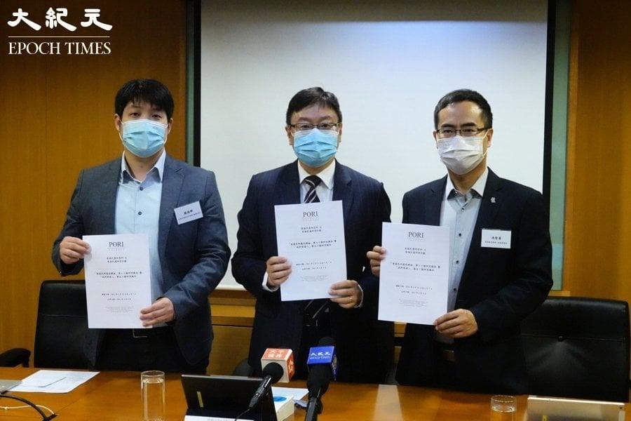 香港民調六成受訪者憂惡法限制學術自由