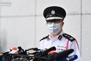 國安首任處長蔡展鵬醜聞引公眾關注及揣測