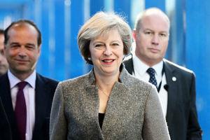 法總統警告英相 執意硬脫歐 協商恐不易