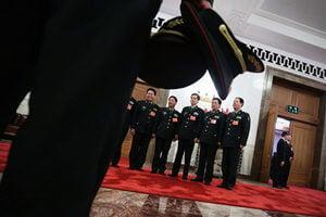 陳思敏:習近平三年強力清洗武警系統的背後
