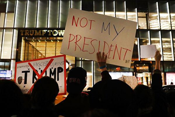 反特朗普抗議越演越烈 土國發赴美旅遊警告