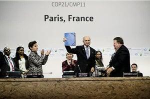 聯合國:巴黎氣候協定將在三十天內生效