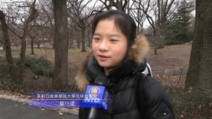 【影片】紐約最美風景 女孩拉琴為台南地震募款
