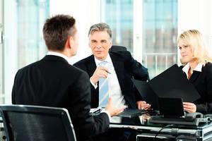 令人想不到 十位CEO面試高層提問的背後用意