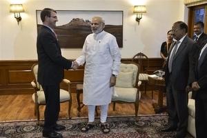 美國和印度討論在南海聯合海軍巡邏