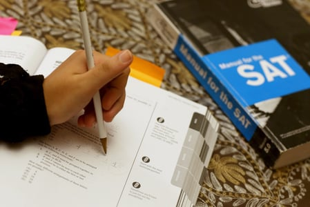 2016年,SAT考試開始了10年以來的全面改革。(Joe Raedle/Getty Images)