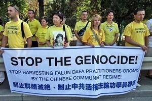 美《新聞周刊》:中共販賣良心犯器官