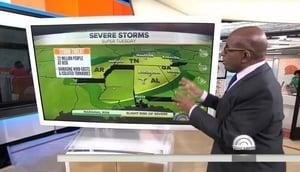 美超級星期二遇極端天氣 2200萬人受影響