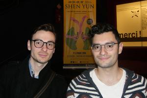 劇院為神韻讓期 法國男高音:神韻令人驚歎