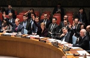 安理會一致通過制裁北韓決議 20年來最嚴苛