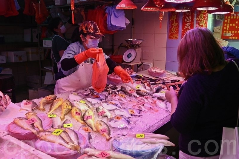 香港8月整體物價按年上升1.6% 比上月回落逾半