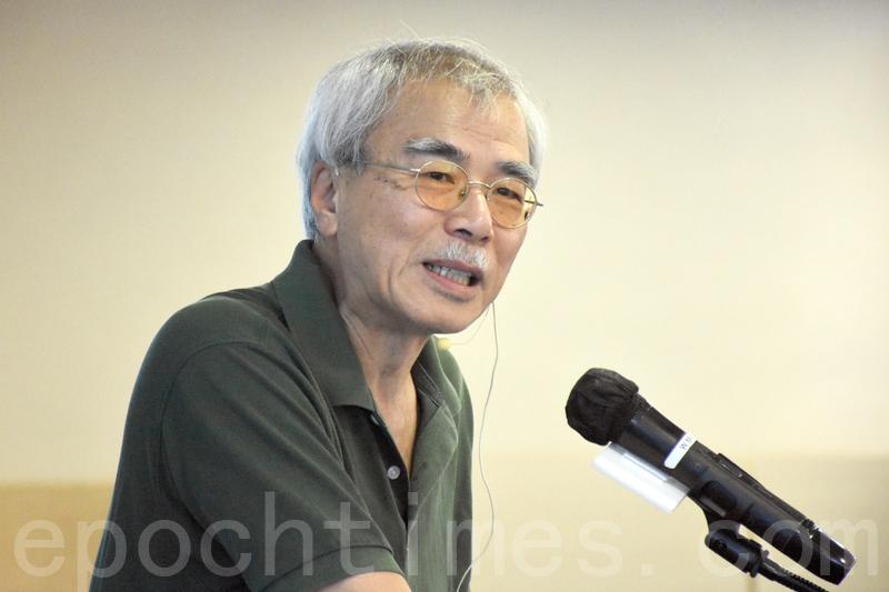 練乙錚接受本報採訪時表示,中共藉改制搞亂香港體制,令建制派內鬥加劇。無論是林鄭、還是梁振英,甚至葉劉淑儀都應放棄幻想。