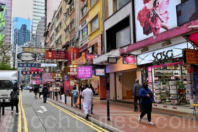 中原:3月商舖「租賃價量」同升 九龍表現較佳