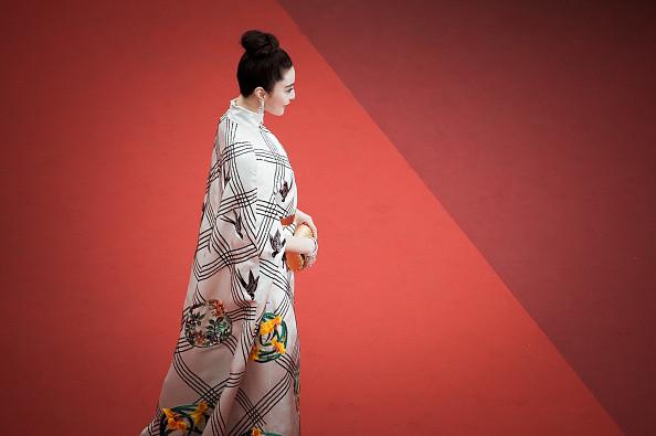 中國女星范冰冰逃稅案牽出中國娛樂圈背後的重重黑幕。有媒體起底范冰冰背後的的「厲害人物」。(Francois Durand/Getty Images)