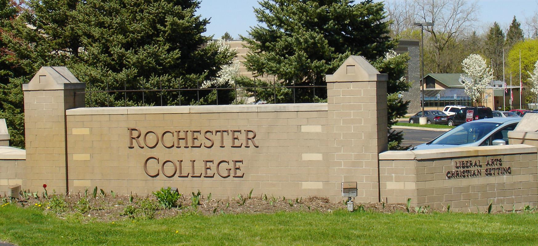 美國密西根州大底特律地區的羅切斯特大學(Rochester College)(明慧網)